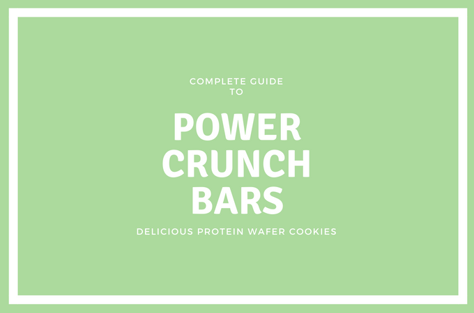 Complete Guide to Every Flavor of Power Crunch Bars