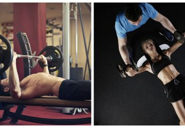 Dumbbell vs Barbell Bench Press - Which is Better for Building Strong Chest Muscles?