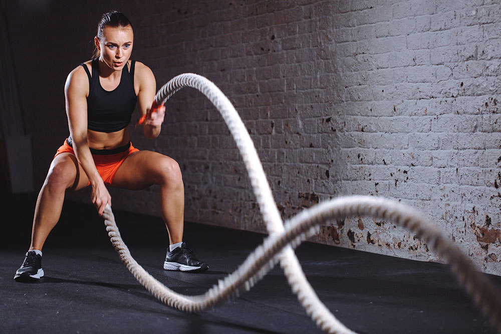 Are battle ropes bad for shoulders?