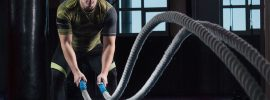 Do battle ropes build muscle?