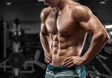 Can you get abs while bulking?