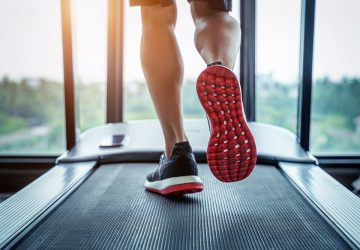 How many calories burned on treadmill in 15 minutes?