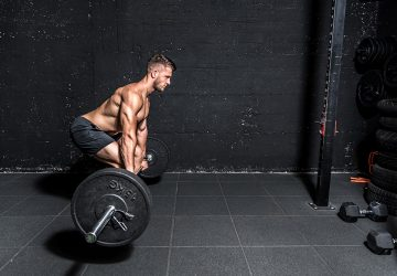 How many sets of deadlifts?