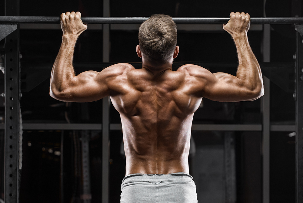 How to not swing when doing pull-ups
