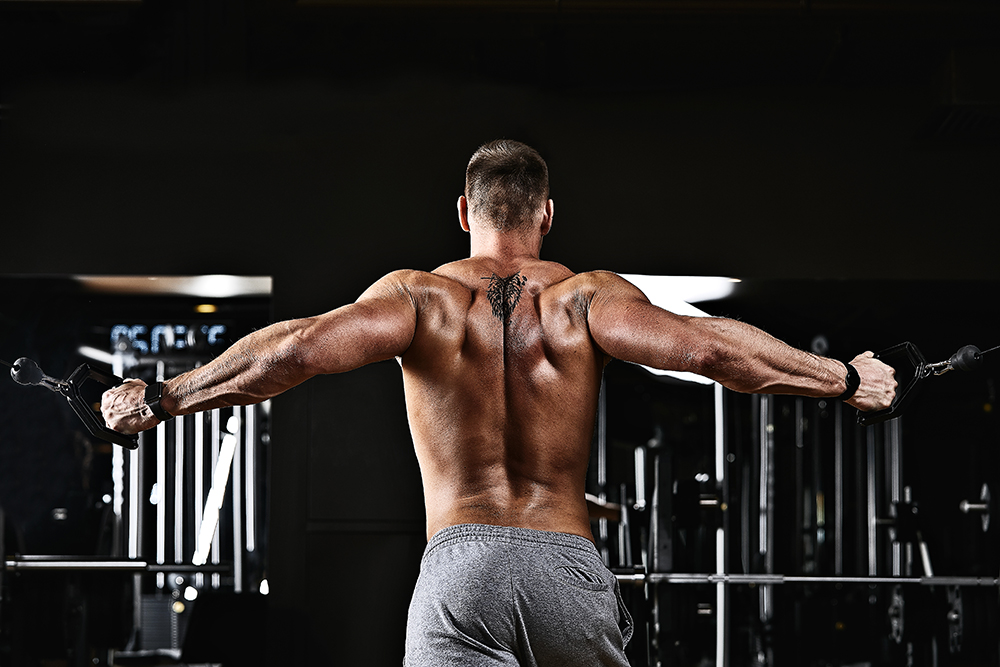 Lower back pain after chest workout